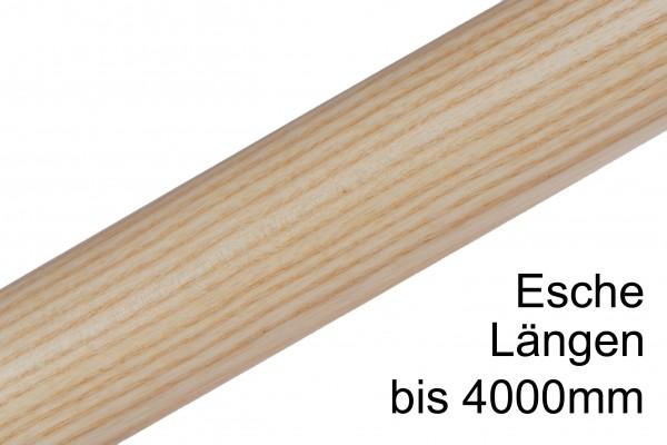 Rundstäbe Esche, Ø 30mm, Längen bis 4000mm